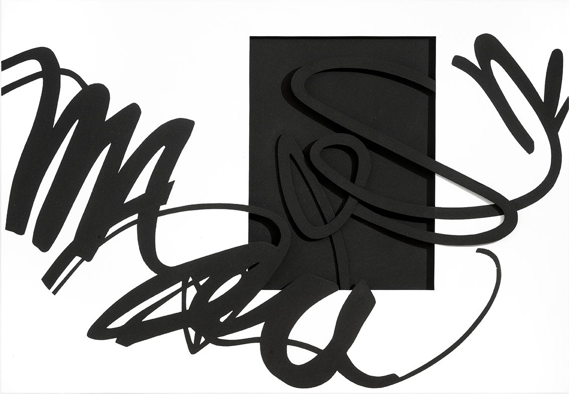 Odissea, 2018, cm 160 x 230, Acrilico e sabbia su tela e MDF